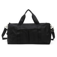 nylon travel bag men women packing cubes duffle bag big capacity hand luggage bag with shoe bag sac de voyage bolso de viaje