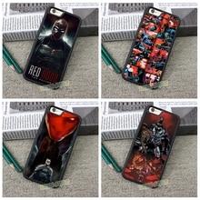 Красная Шапочка 13 fashion mobile phone case cover for iphone 4 4S 5 5S 5C SE 6 плюс 6 s плюс 7 7 плюс H6889
