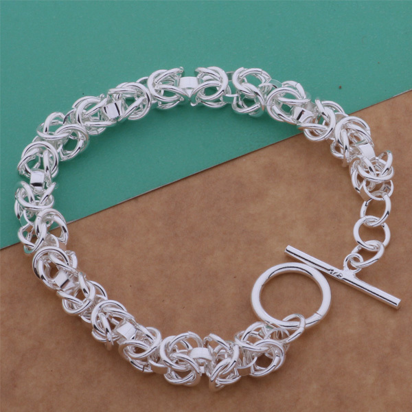 Silver Jewelry Bangles WB088