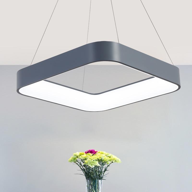 NEO Gleam Dining Room Bar Led Modern Chandelier Novelty Lustre Lamparas Colgantes Lamp for Bedroom Living Room luminaria fixture|led modern chandelier|modern chandelier|led modern - title=
