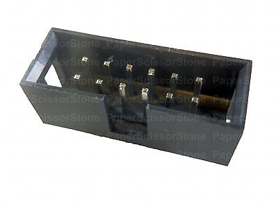 Lighting Accessories New Fashion 50pc 2x6 2x6p 12p 12pin Pitch 2.54mm Idc Cable Plug Connector