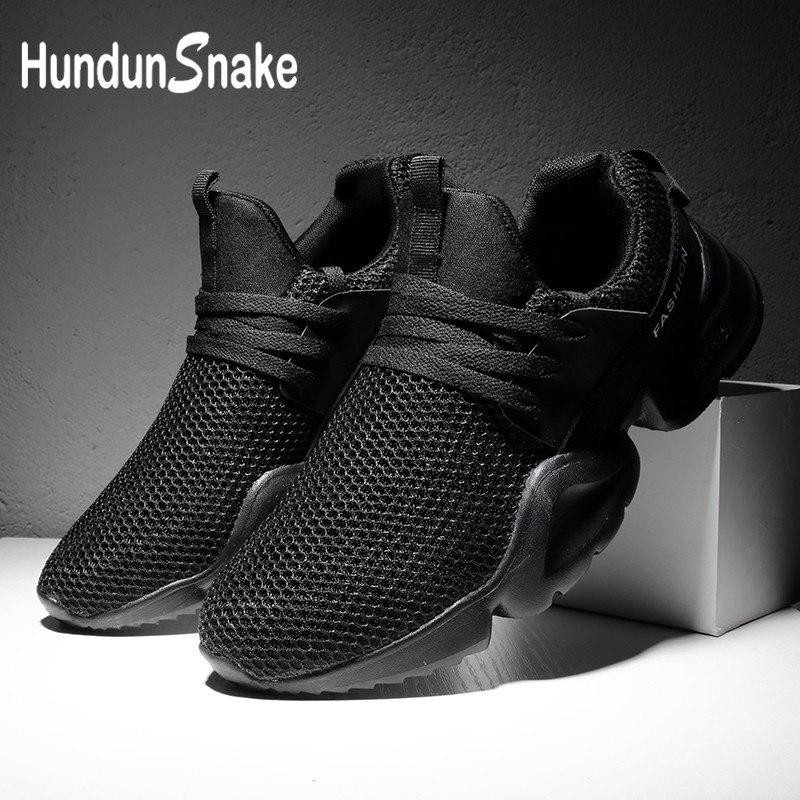 vraie qualité expédition gratuite dessin de mode US $9.03 50% OFF|Hundunsnake Light Running Shoes Men's Autumn Chaussure  Homme Sport Shoes Men Sneakers Male Adult Buty Meskie Athletic Sabot G  13-in ...