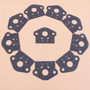 Картинка 10 шт./лот карбюратор прокладка для Walbro WYJ-138 WYK-186 SHINDAIWA T242X T242 LE242 эхо SRM PB PAS 260 261 триммер вентилятора двигателя