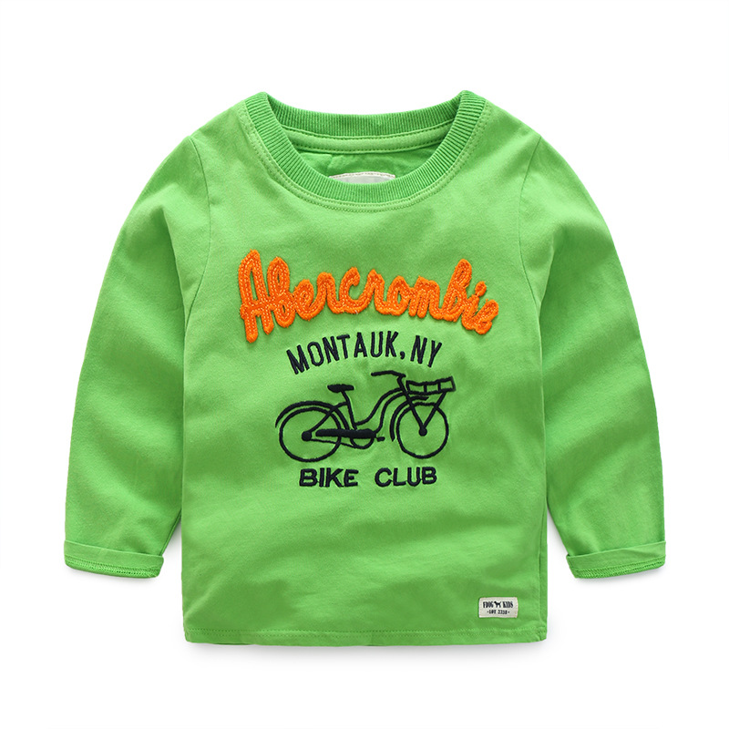 2017-New-Boys-Long-Sleeve-T-shirt-Girls-Causal-Cotton-Baby-Kids-T-shirt-For-Children-Spring-Tops-Bicycle-Cartoon-Child-Clothes-3