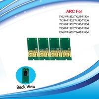 طريقة T1331 T1334 الحبر متوافق arc لإبسون ستايلس n11 nx420 t12 t22 tx120 tx129 NX125 TX420W TX235 NX230 TX130 320 435-في رقاقة خرطوشة من الكمبيوتر والمكتب على