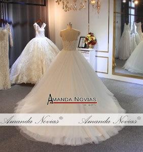 Image 3 - Sexy Bride dress customer order wedding dress simple beach wedding dress