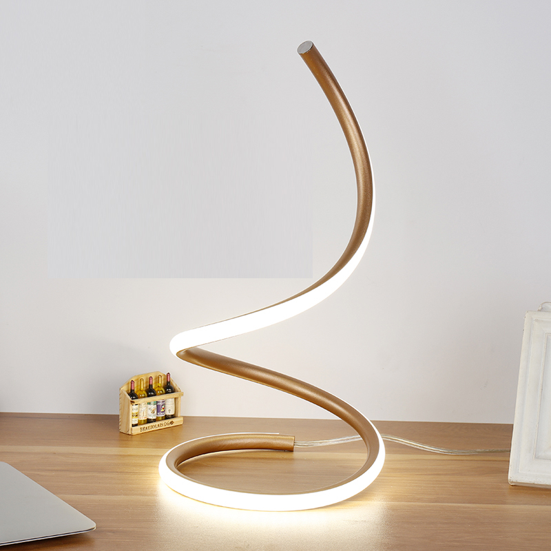 new brief style LED table lamp modern LED light fixturs AC110V 220V 12W living room reading room table lights neo gleam new brief style led table lamp modern led light fixturs bedroom study room living room reading room table lights
