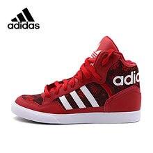 e3937fd3627e0 Adidas New Arrival Autentycznych Oryginałów EXTABALL Deskorolce Buty  Sportowe Trampki damskie Wytrzymałe BY2331 BB0691(China