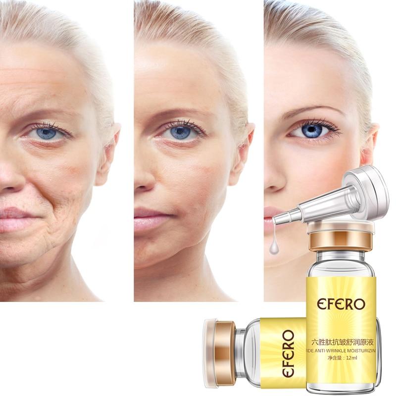 efero Argireline Hijaluronska tekućina Šest peptira Popravak anti - Briga o koži - Foto 5