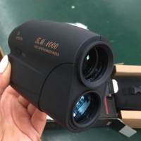 1000M Golf Laser Rangefinder 7X25 Hunting Monocular Telescope Distance Meter Device Speed Tester Angle Measurement