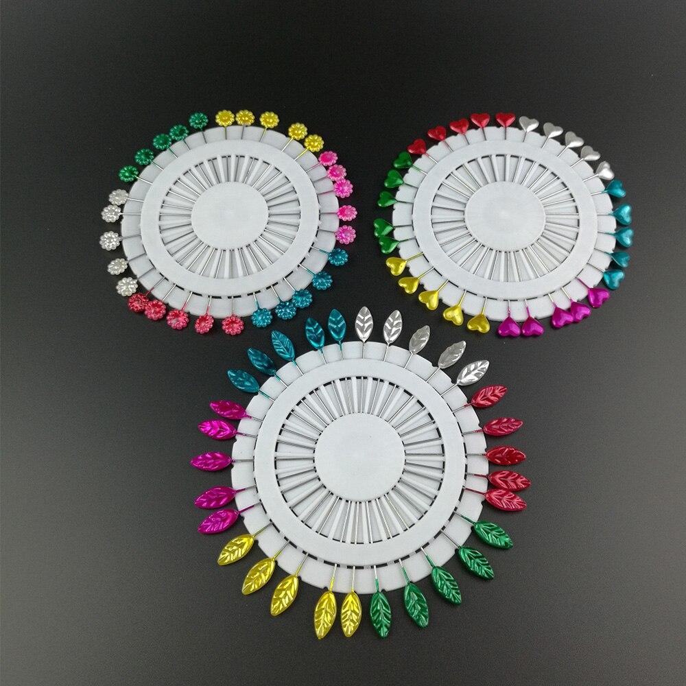 Aliexpress Com Buy 90pcs Set Dressmaking Pin Diy Flower