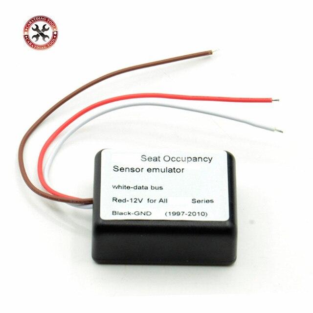 Emulador de Sensor de ocupación de asiento BMW, la mejor calidad, Envío Gratis