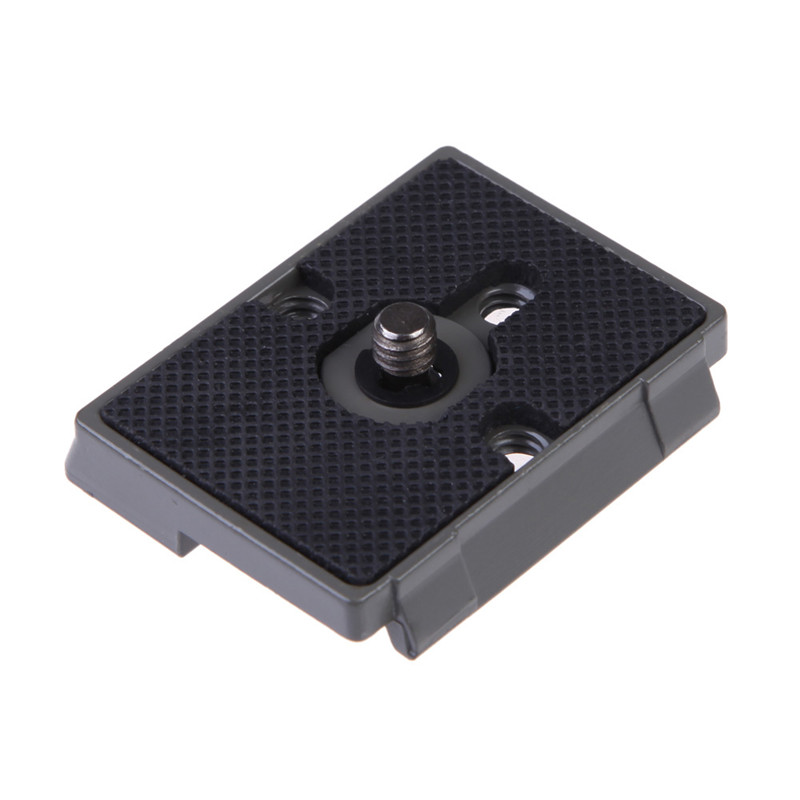 Quick Release Plate for Manfrotto Camera Metal Alloy 1/4 Screw Hole Quick Release Plate for Manfrotto 200PL-14