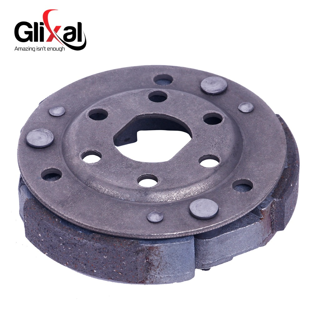 hight resolution of glixal gy6 49cc 50cc gas scooter rear clutch shoe clutch pate for 139qmb 139qma engine moped atv on aliexpress com alibaba group
