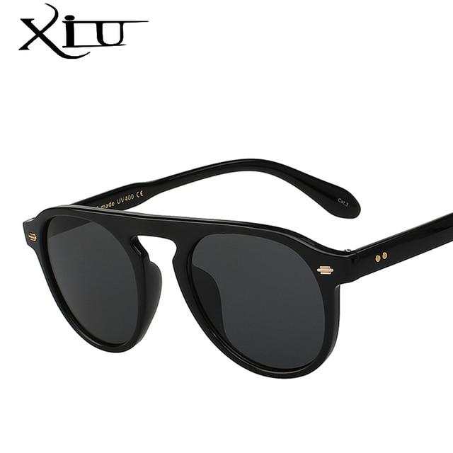 XIU Buraco Da Fechadura Do Vintage Retro Óculos De Sol Dos Homens óculos de  Sol Das 3a6764d27c