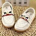 Queda 2015 Azul Amarelo Branco Preto Calçados Infantis Crianças Sapatilha Sapatos Menino Tamanho 21-30