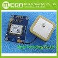 Бесплатная доставка 2 шт./лот GY-NEO6MV2 новый модуль GPS NEO6MV2 с Управления Полетом EEPROM MWC APM2.5 большой антенны