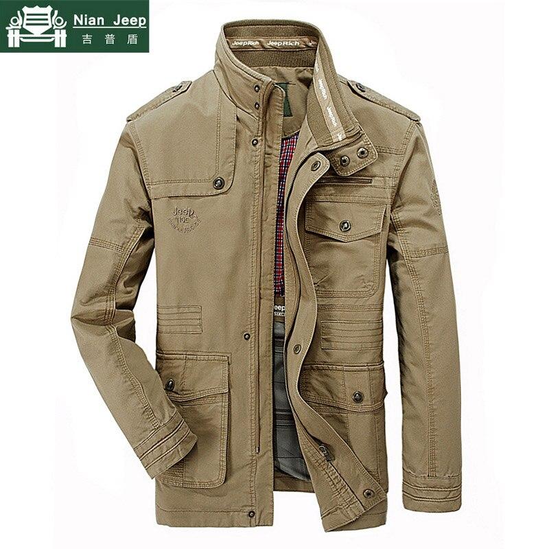 Nouvelle grande taille 7XL 8XL automne veste militaire hommes coton marque Outwear multi-poches hommes vestes Long manteau mâle Chaqueta Hombre