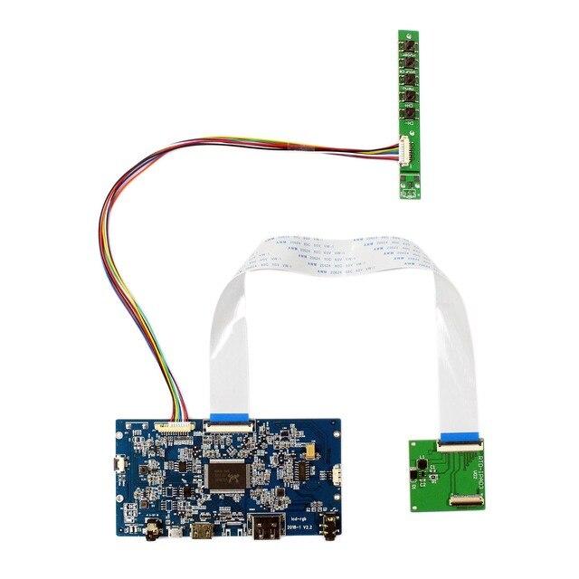 """HDMI LCD Driver Board For 9.7"""" 2048x1536 LTL097QL01 HQ097QX1 LP097QX1 IPS LCD"""
