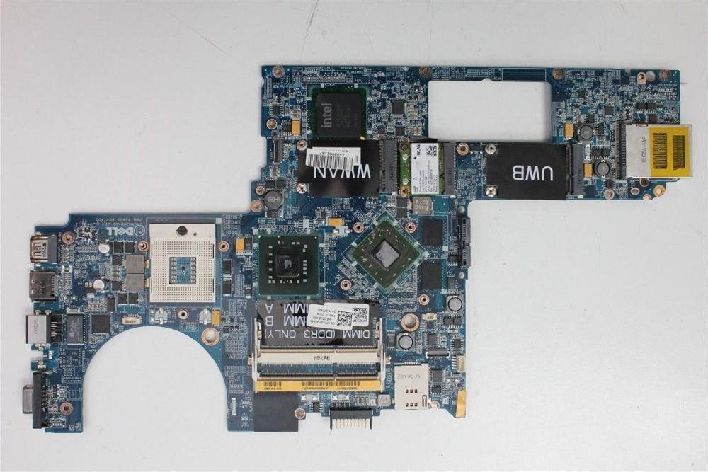 For 1640 PP35L Laptop Motherboard 0P743D CN-0P743D DA0RM2MBAH0 PM45 HD3670 DDR3