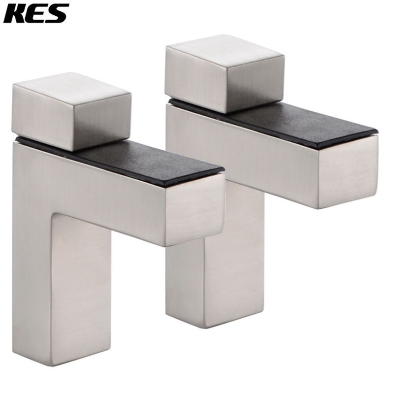 KES HSB301A 2 P2 Solid Metal Adjustable Wood Glass Shelf Bracket Wall Mount. Compare Prices on Adjustable Glass Shelf Brackets  Online Shopping