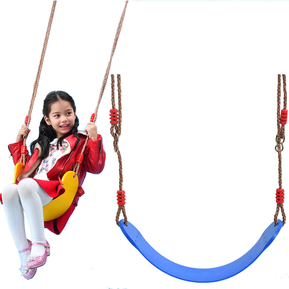 3feeed05e41d Outdoor EVA Plastic Hanging Basket Baby Swing Seat Safety Kids Child ...