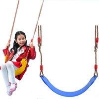 BOHS High Quality Children Kids Indoor Outdoor Hanging Playground Garden Belt Swing Seat Toys
