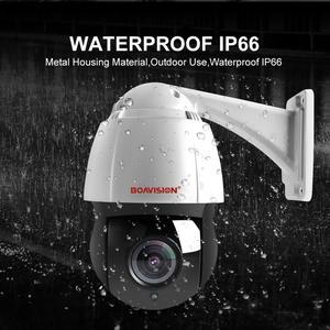 Image 3 - 1080P 5MP 48V POE PTZ قبة كاميرا IP في الهواء الطلق 30X التكبير Onvif سرعة قبة كاميرا متحركة صفيف ليزر الأشعة تحت الحمراء مصباح IR 150M CCTV Cam