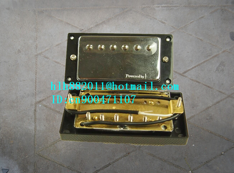 free shipping new  electric guitar pickup in chrome made in South Korea  LA-8278 free shipping new electric guitar and bass 2 tone and 1volume metal electronic control knobs cap in chrome np021 dm 8074