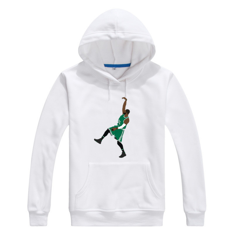 Asian size 2017 Kyrie Irving Hold It Men Sweashirt Women hoodies for boston fans gfit 09 ...