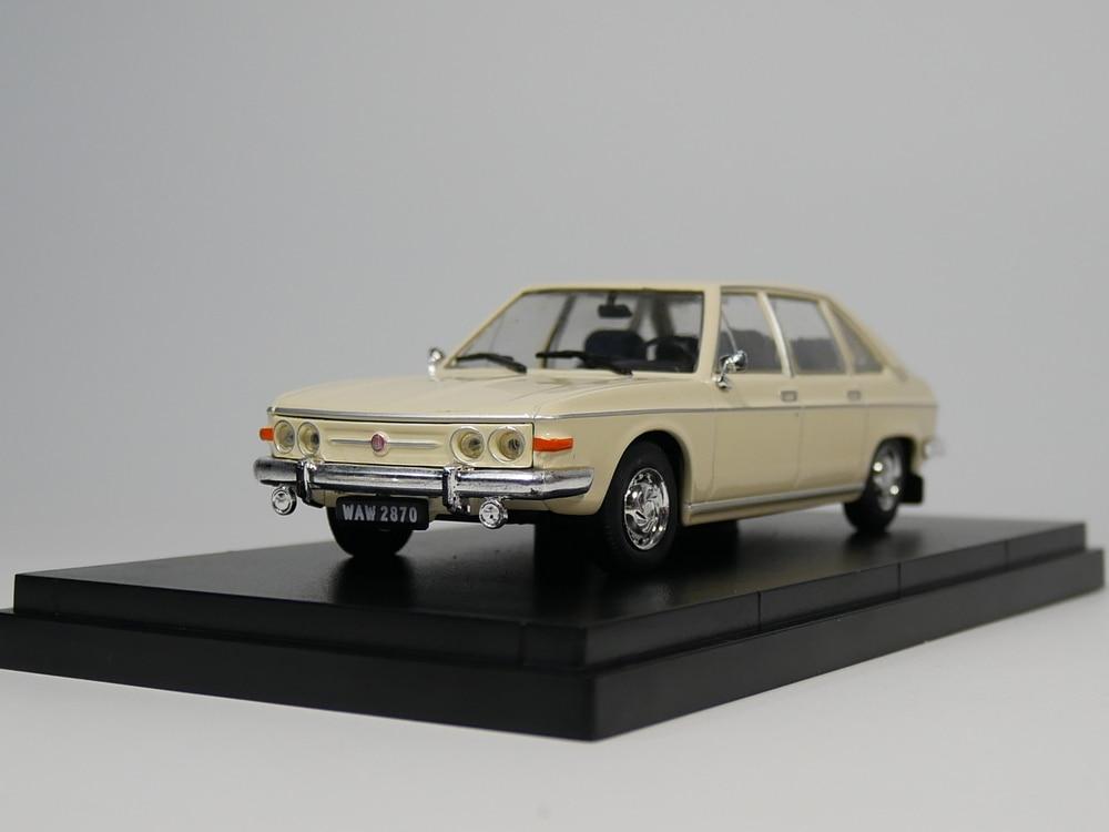 ixo 1:43 TATRA 613 Diecast car model триммер elitech т 43