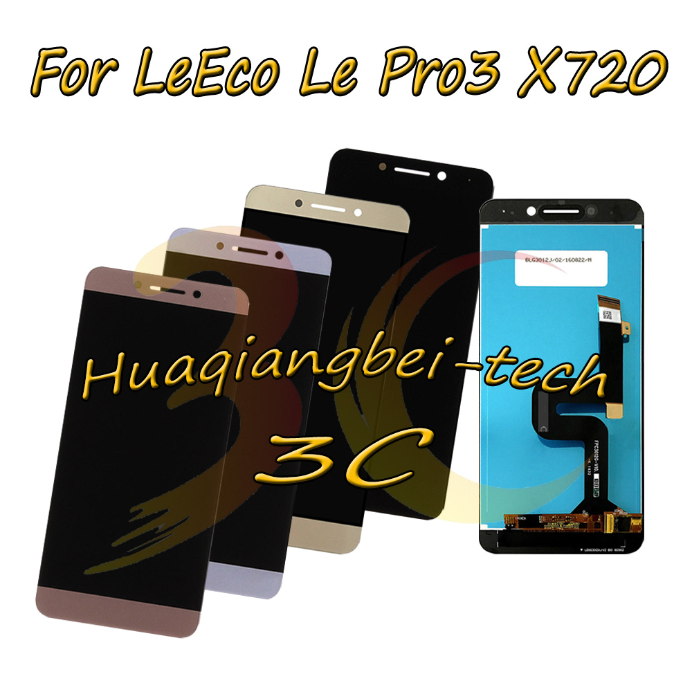 Neue 5,5 ''Für LeTV LeEco Le Pro3 Pro 3X720X725X727X722X728x726 Volle LCD DIsplay + Touch Screen Digitizer Montage Tracking