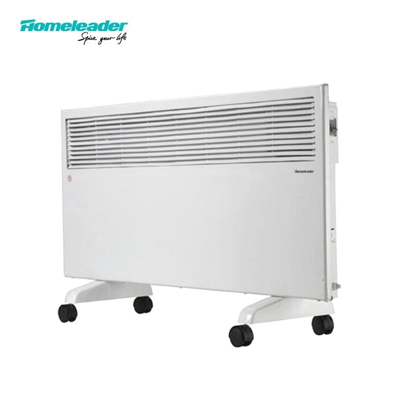 Homeleader Panel Convector Electric Heater Space Room Wall Heater Fast Heating Calefactor Calefactores Electricos Para El Hogar