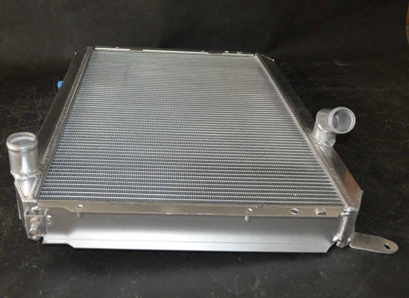 Detail Feedback Questions about 3Row Aluminum Radiator And