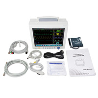 CMS7000 PLUS vital signs Monitor 6 parameter portable ICU patient monitor CONTEC, Touch Screen monitor