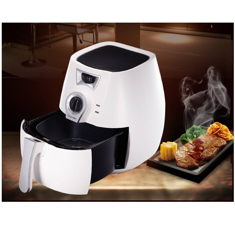 Intelligent household air fryer without fume generation 3 large capacityIntelligent household air fryer without fume generation 3 large capacity