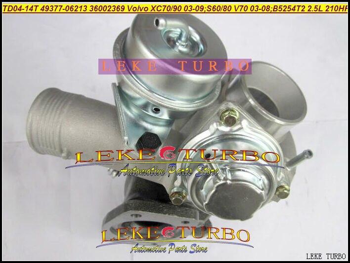 Free Ship TD04L 49377-06201 49377-06200 49377-06213 Turbo Turbocharger For VOLVO XC70 XC90 03-09 S60 S80 V70 03-08 B5254T2 2.5L машина пламенный мотор volvo v70 пожарная охрана 870189