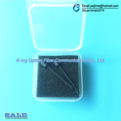 100% Original 1 Pair Electrodes for Jilong Fusion Splicer KL-260C KL-260T KL-280 KL-280F KL-280G KL-280H KL-300 KL-300T KL-300F