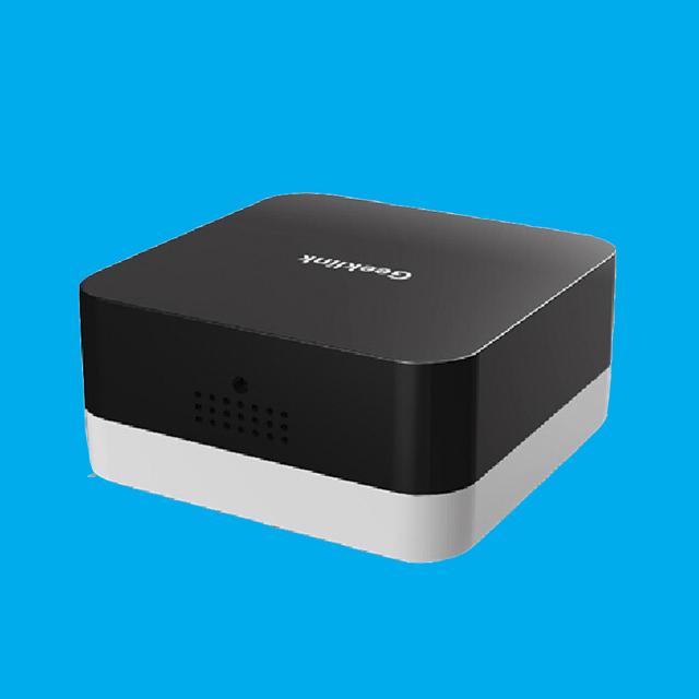 Geeklink extensión controlador inteligente de automatización domótica inalámbrica rf433 + rf interruptor de control remoto para iphone ios android
