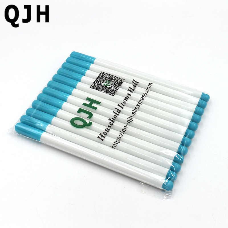 4 шт. маркеры для вышивки, растворимые стирающиеся ручки для вышивки крестиком, втулка для чернил, маркеры для рукоделия, инструменты для шитья