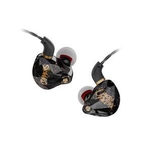 Image 4 - Ak operafactory OS1 in 耳モニター10ミリメートルグラフェンダイヤフラムダイナミックイヤホンハイファイ低音ポップヘッドセットインナーイヤー型headplug 5N ofcケーブル