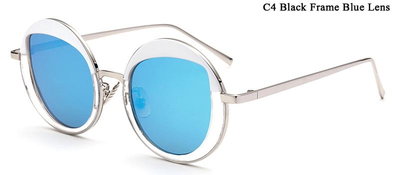 C4 Blue Lens
