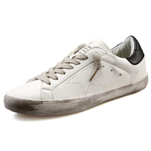 Superstar Chaussures Casual Chaussures D'or En Cuir Véritable Hommes Chaussures Air Ultra Lumière Respirant Mans Chaussures Presto Zapatos Hombre 95