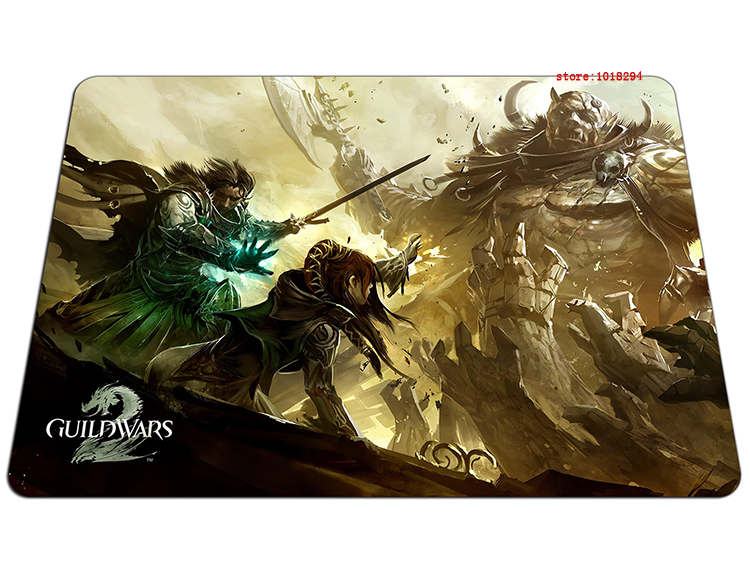guild wars 2 mouse pad best seller gaming mousepad Popular gamer mouse mat pad game computer desk padmouse keyboard play mats
