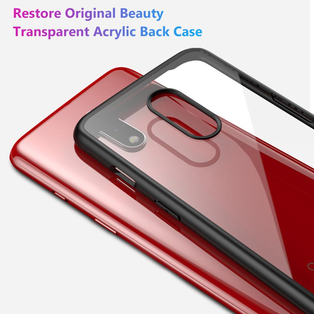 New Arrival Ultra Slim Clear Soft TPU Phone Back Protective Case Cover for font b OnePlus