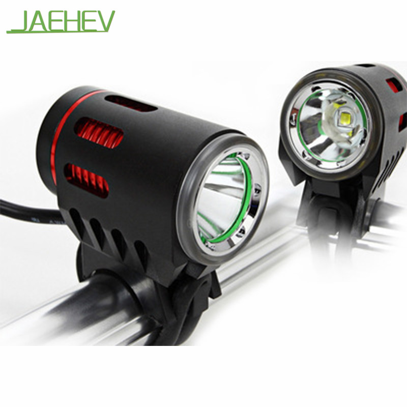 300LM Cycling Bicycle LED Lamp USB Rechargeable Head Front Light Torch SC 01