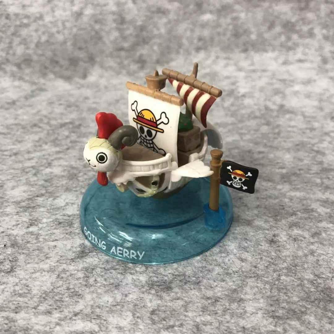 アニメワンピースサウザンド · サニー号マキシムのアークビッグトップ極性唐行く Aerry 赤力海賊船フィギュアおもちゃ