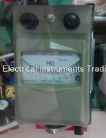 Fast arrival Aluminum case ZC11D 10 2500V megger insulation resistance tester Insulation Megohm Tester Megohmmeter