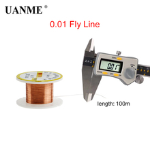 UANME 0.01mm 0.02mm PCB repair link wire mobile phone repair