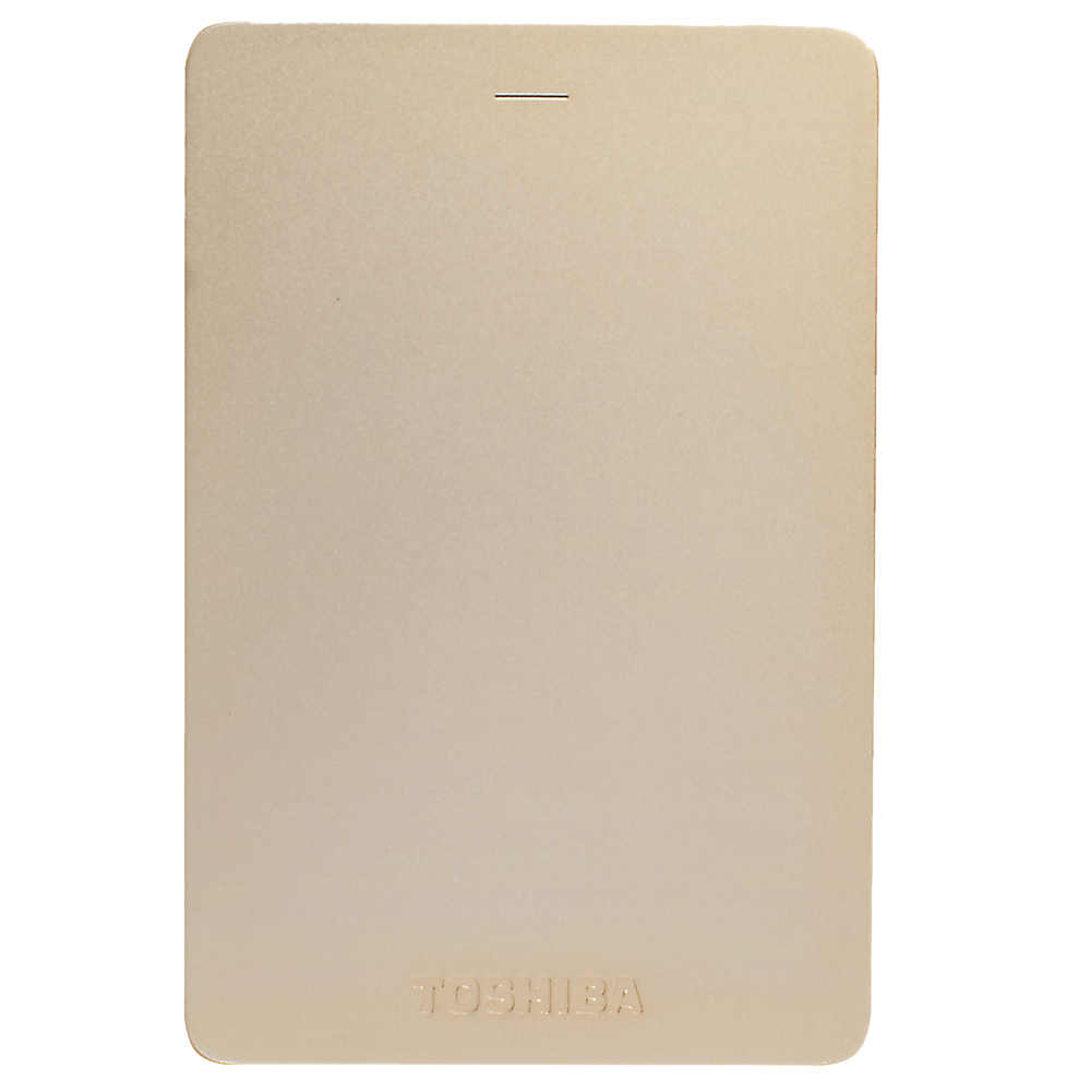 """Toshiba Canvio Alumy USB 3.0 da 2.5 """"Pollici 2 tb Portable Hard Disk Esterno HDD Mobile Per Il Desktop Del Computer del computer portatile HDTH320YS3CA"""